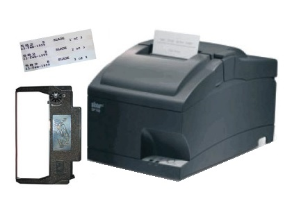 Cleaners ProfitMaker Tag Printer